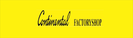 Continental Factory Shop