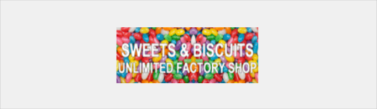 Sweets & Biscuits Unlimited Factory Shop
