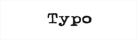 Typo Factory Outlet – Faerie Glen